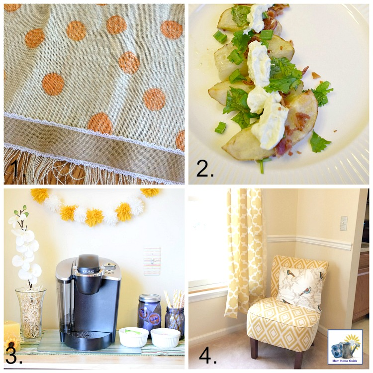 Crafts and features from Mom Home Guide