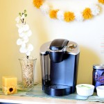 My Coffee Routine & Kitchen Coffee Bar