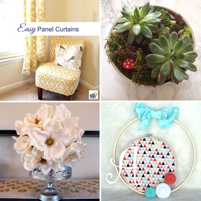 spring home decor projects