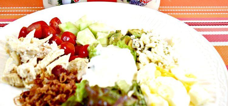Cobb Salad in a Jar Dinner Night Giveaway
