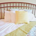 Creating a Restful Bedroom & New Sheets
