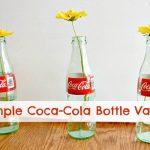 Coca-Cola Bottle Summer Blooms