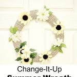 Change-It-Up Summer Wreath