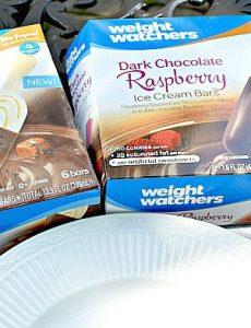 I love these Weight Watchers ice cream snacks