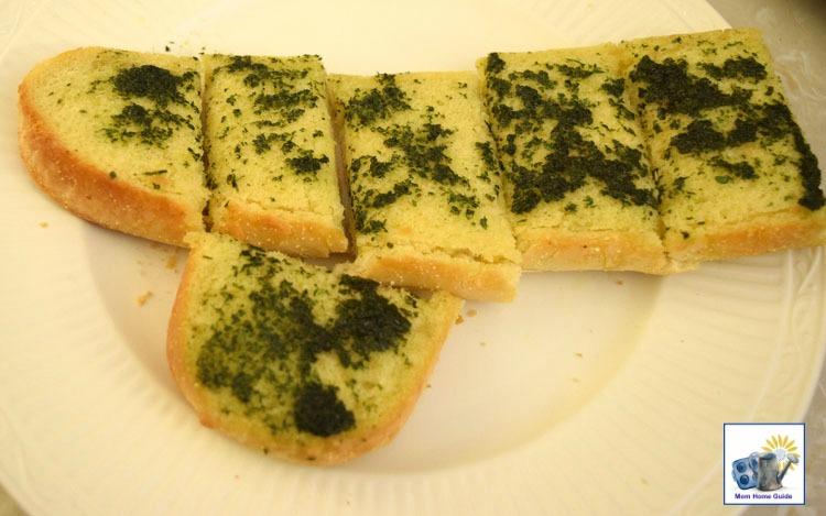 basil garlic bread recipe