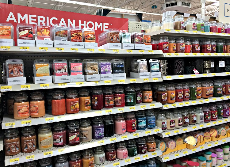 American Home™ by Yankee Candle® collection at Walmart