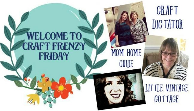 craft frenzy friday intro