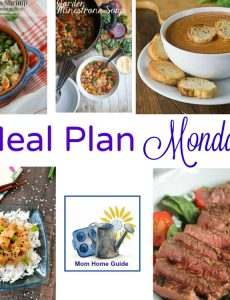 Meal Plan Monday (October 31)