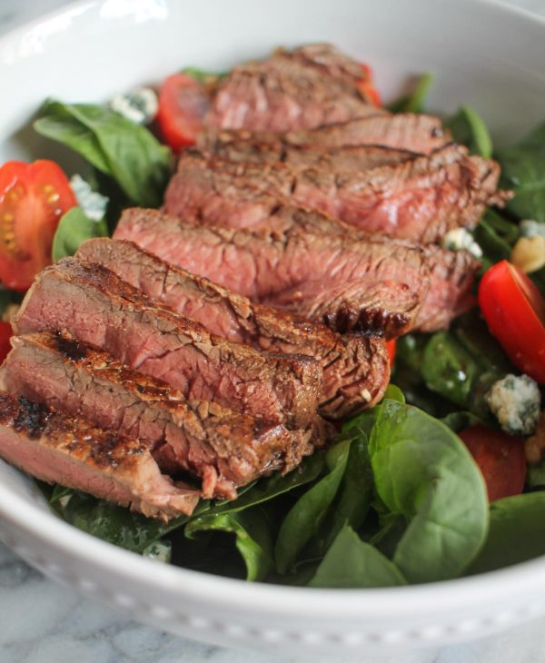 sirloin steak salad recipe