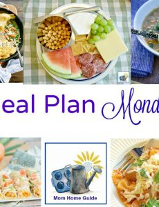 Meal Plan Monday (November 14)