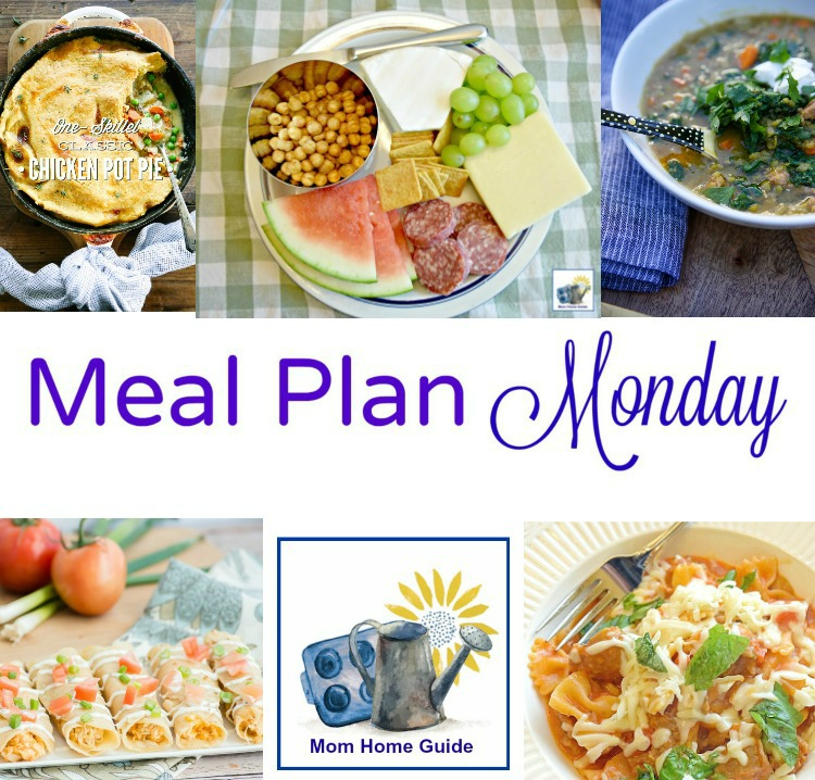 Meal Plan Monday weeknight dinner recipes
