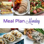 Meal Plan Monday (November 21) ) — Turkey Dinner and Ham Paninis