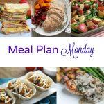 Meal Plan Monday (November 21) ) — Turkey Dinner and Ham Paninis