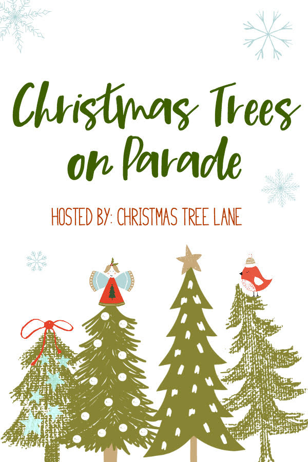 Christmas Trees on Parade blog hop
