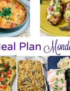 Meal Plan Monday (December 5)