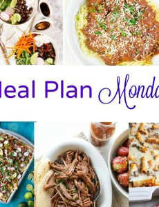 Meal Plan Monday (December 12)