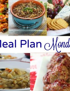 Meal Plan Monday (December 19)