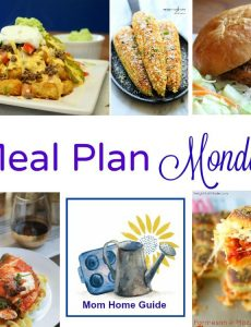 Meal Plan Monday (January 30)
