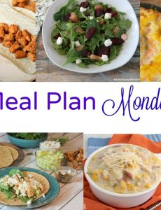 Meal Plan Monday (January 9)