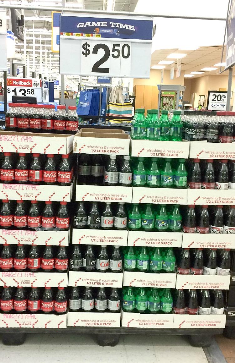 Coke Zero at Walmart