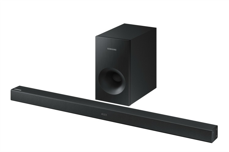 DAV-Soundbar by Samsung at Walmart