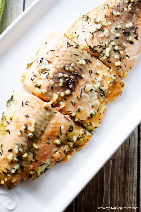 honey salmon bake in honey recipe