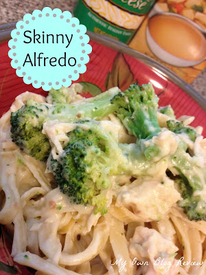 skinny chicken alfredo recipe