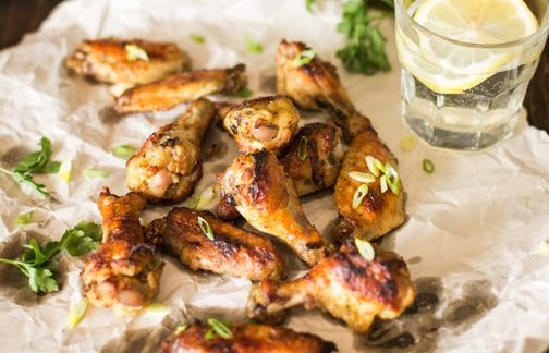 This recipe for chicken wings is easy to prepare and very delicious!