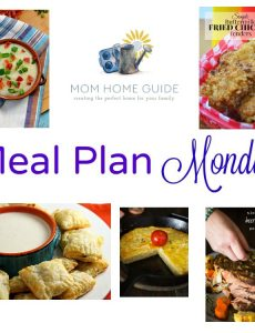 February 13 (Meal Plan Monday)