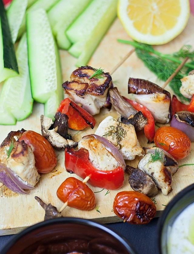 greek kabob recipe