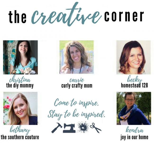 creative corner link up