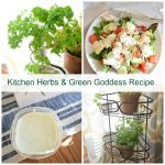 Green Goddess Dressing Recipe & Mother's Day Giveaway