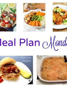 Meal Plan Monday -- Greek Kabobs and Mexican Lasagna recipes
