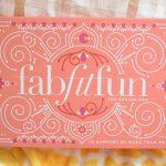 Spring FabFit Fun Box Reveal & Giveaway