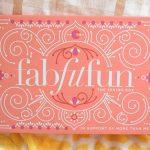 Spring FabFit Fun Box Reveal & Giveaway