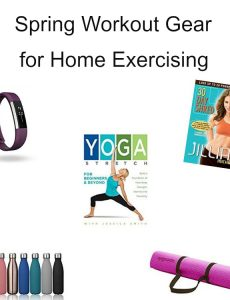 workout gear for home exercising