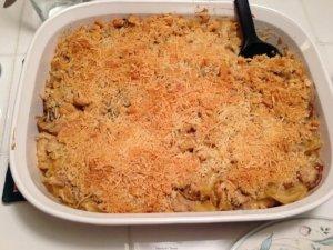 retro tuna noodle casserole recipe