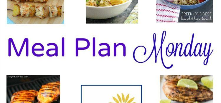 Meal Plan Monday – Chicken Carbonara Pasta and Beer & Ranch Chicken Kabobs