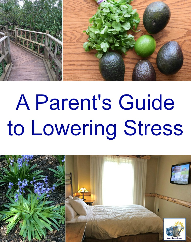 a parent's guide to lowering stress