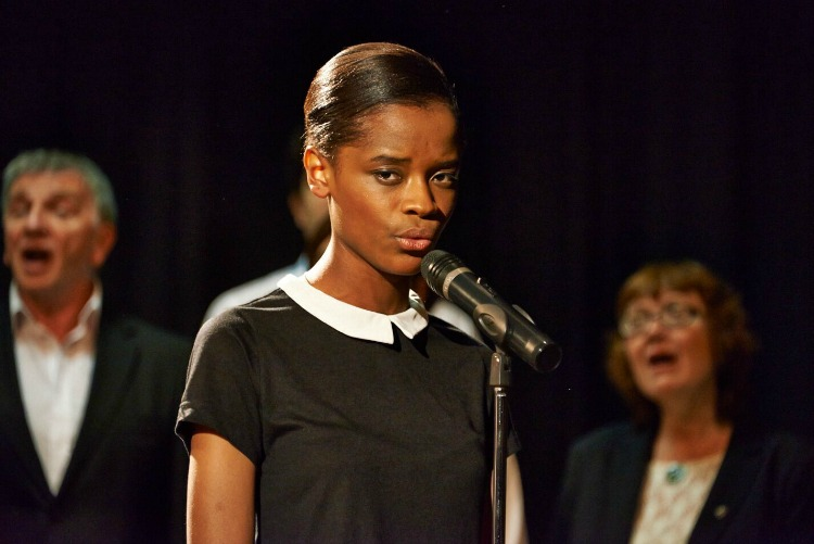 Urban Hymn's Letitia Wright