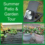 Summer Patio & Garden Tour