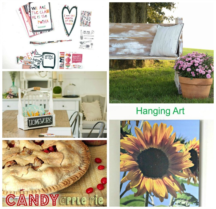 September 3 Creative Corner host features