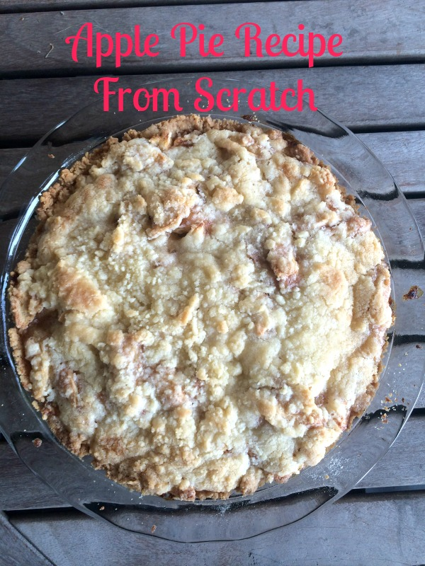 Apple Pie from Scratch recipe by NEPA Mom