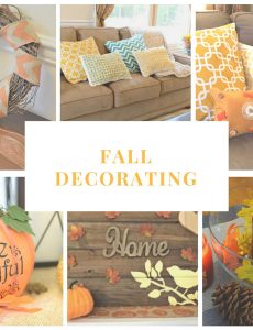 Fun Fall Decorating Ideas