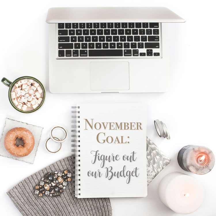 Curly Crafty Mom November goal