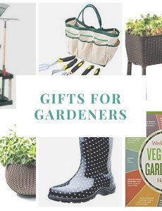 Holiday Gift Ideas for Gardeners