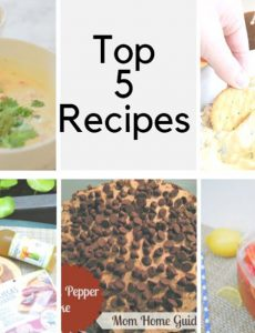 Top 5 Recipes