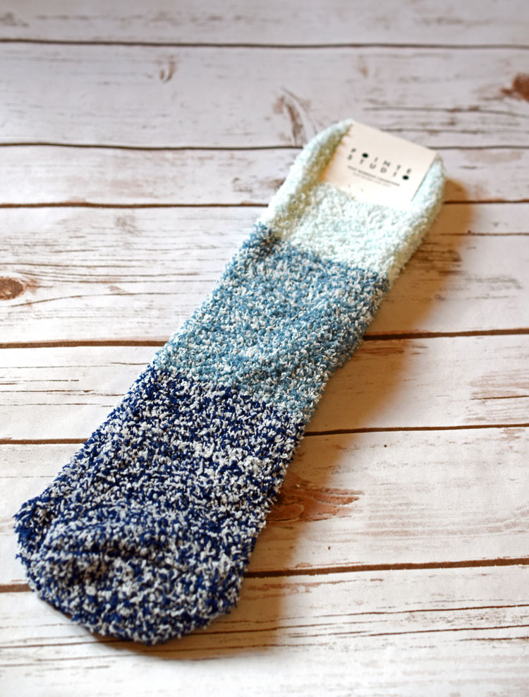 Pointe Studio Aloe Infused Cozy Socks
