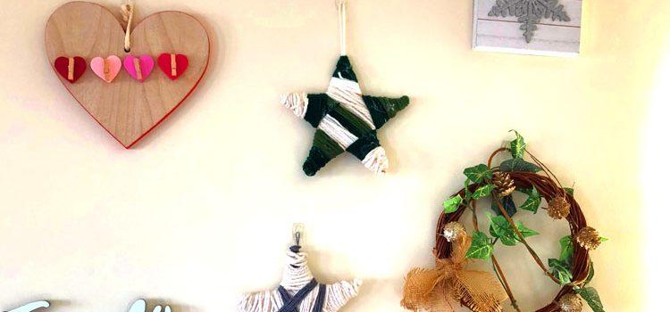 Living Room Gallery Wall — Pinterest Challenge Blog Hop