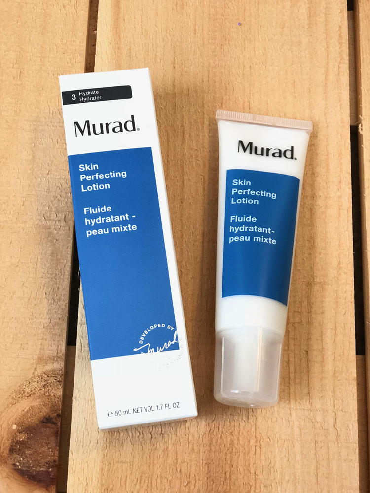 Murad Skin Perfecting Lotion from the Spring FabFitFun box 2018